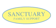 Sanctuary Family Support Logo