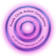 Purple Circle Autism Consultancy Logo