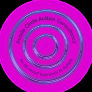 Purple Circle Autism Consultancy Logo