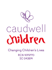 Caudwell Children's Charity Logo