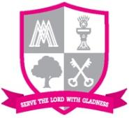 St John Bosco Arts College school badge