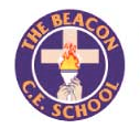 The Beacon CE Primary School (BC) Logo