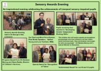 Sensory Awards Evening