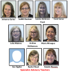 Specialist Advisory Teachers