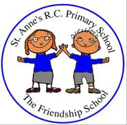 School Logo - St. Anne's Friendship School
