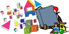 Stay and play building blocks