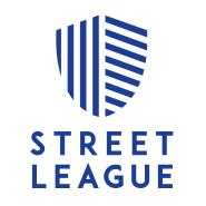 Street league blue logo