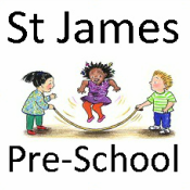 St James Preschool Logo
