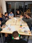 Our Youth Activities include board games and movie nights