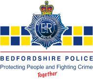Beds Police logo
