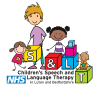 Children's Speech and Language Therapy logo
