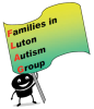 Families in Luton Autism Group (FLAG) logo