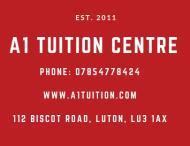 A1 Tuition Centre Logo