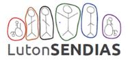 Luton SENDIAS logo