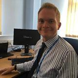 Simon Harwin, Service Director