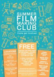 Summer Film Making Club