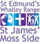 St Edmund's & St James' Logo