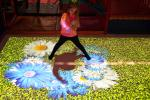 New interactive spaces with changing activities for all ages