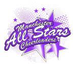Manchester All Star Cheerleaders logo