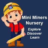 Mini Miners Nursery logo