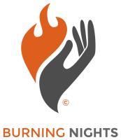 Burning Nights CRPS Support logo