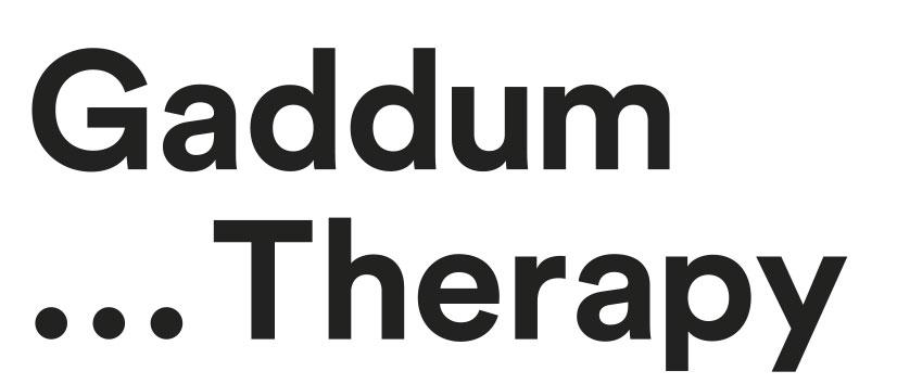 Gaddum Therapy Logo