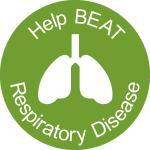 Help Beat Respiratory Disease logo