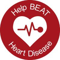 Help Beat Heart Disease logo