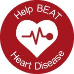Help Beat Heart Disease logo