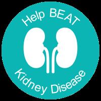 Help Beat Kidney Disease logo