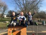 Fun at the local park