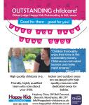 OUTSTANDING day nursery Happy Kids Heybury Close