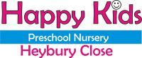 Happy Kids Heybury Close logo