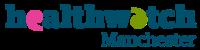 Healthwatch Manchester logo