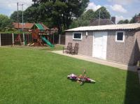 My garden & playroom