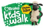 Brake - Kids Walk Logo