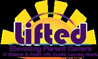 Lifted Carers Centre logo