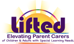 Lifted Carers Centre logo