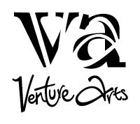Venture Arts Logo
