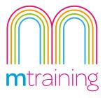 M Training Logo