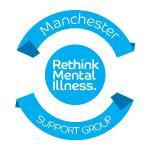 Rethink Mental Illness Manchester Support Group logo