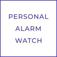 Personal Alarm Watch Logo