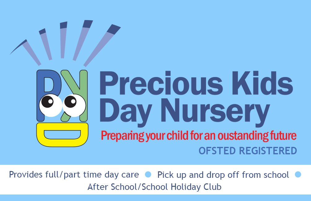 Welcome To Precious Kids Day Nursery Is Situated In The Moston Area Of Manchester It Serves Local