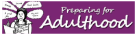 Preparing for Adulthood Logo