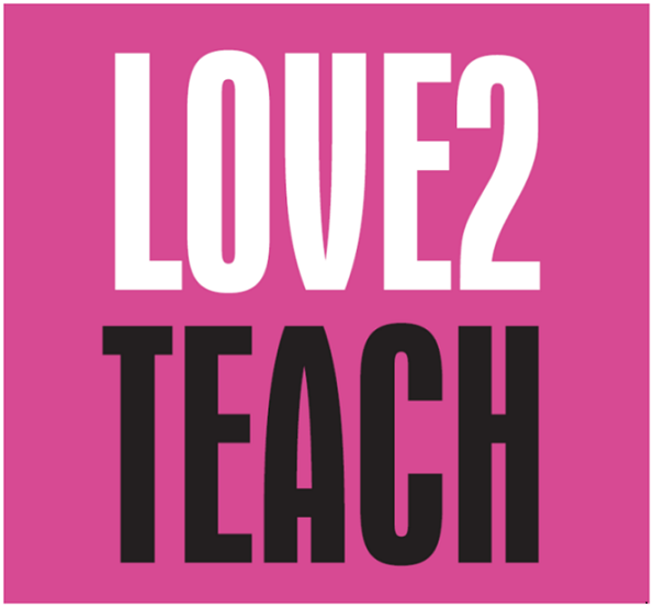 Love2Teach Logo