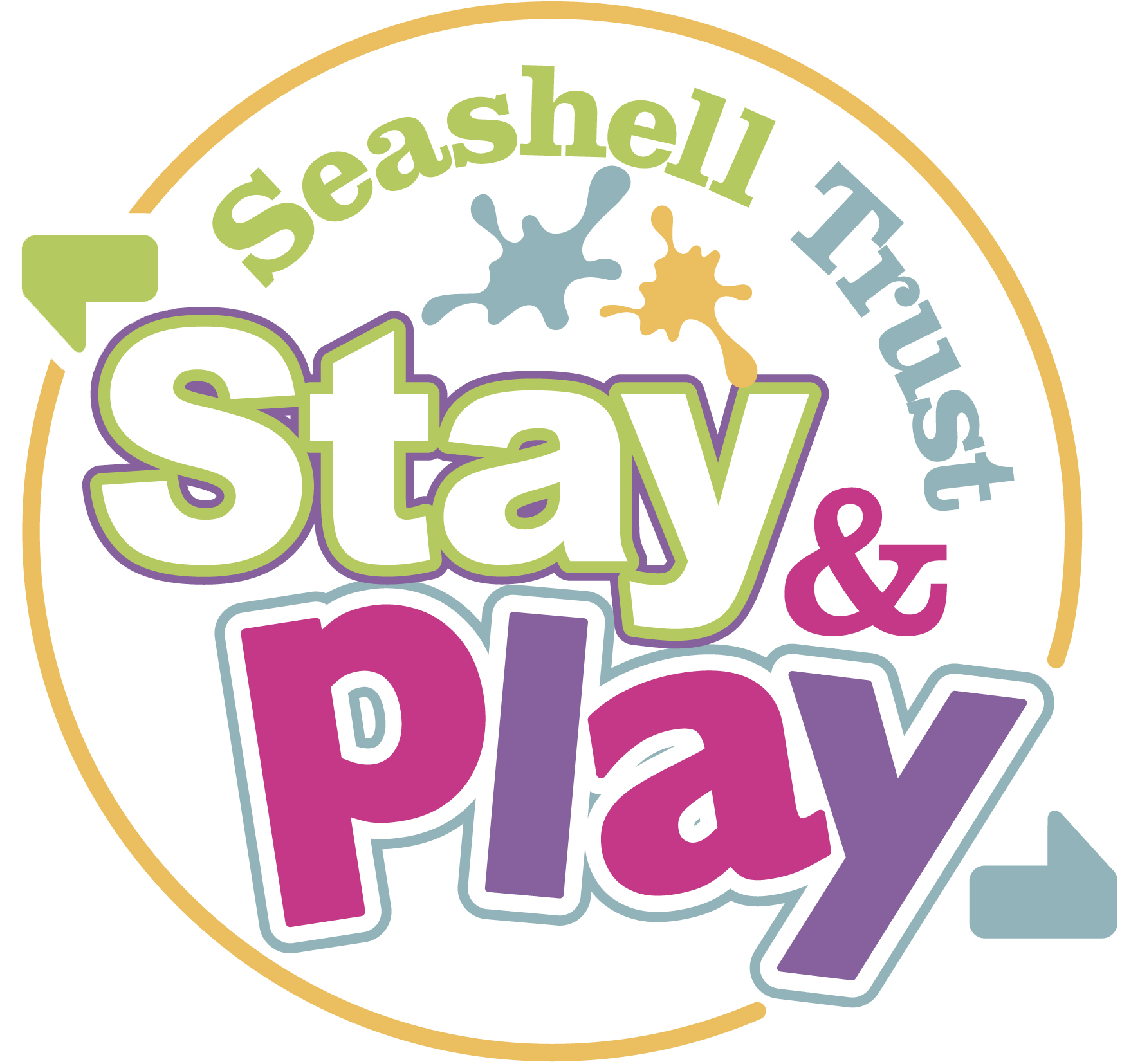 Stay & Play Logo