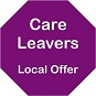 Local offer for care leavers logo