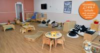 Inside the nursery