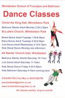 Wimbledon Ballroom dancing classes, Merton Street dance classes, Merton disco dance classes, Merton line dance classes, Merton ballroom dance school