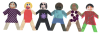 6 little people picture